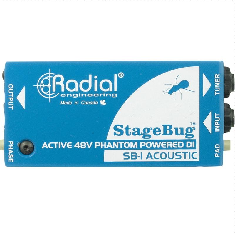 Radial SB-1 Active DI