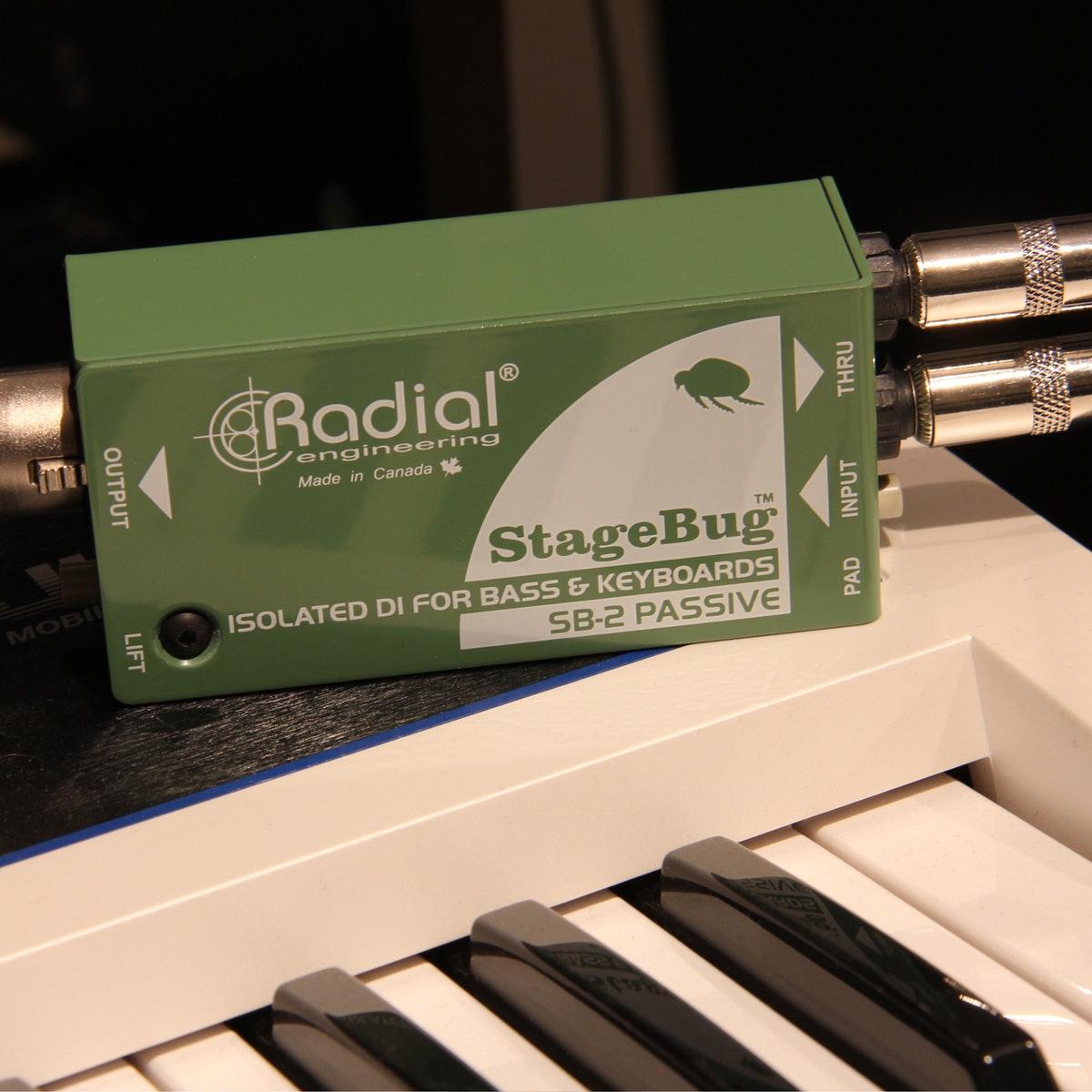 Radial SB-2 Passive DI